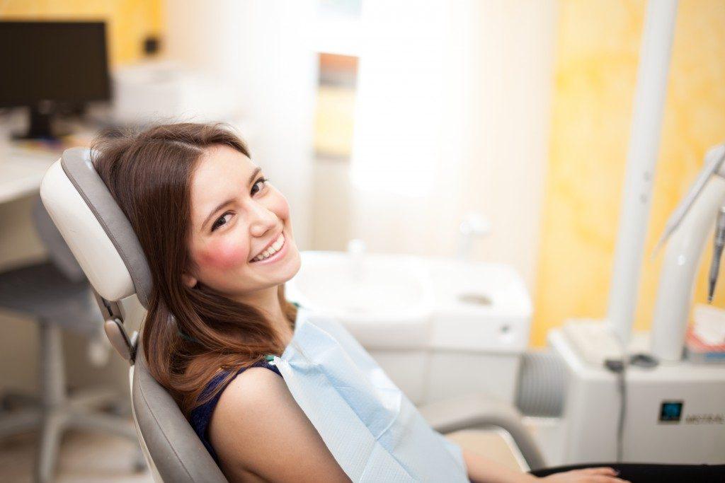 comfortable dental treatment